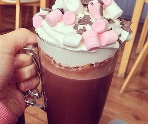 food, drink, and chocolate image