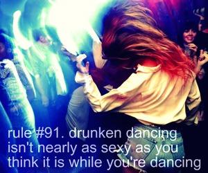 amazing, dance, and drinking image