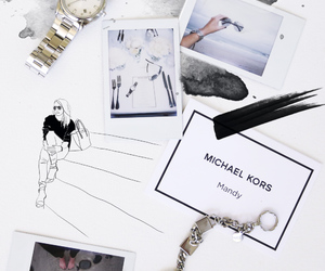 fashion, moodboard, and watch image
