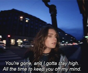 tove lo, high, and stay high image