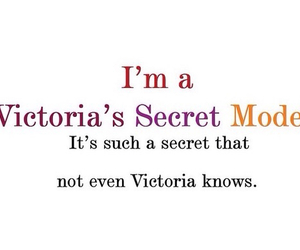 model, Victoria's Secret, and secret image