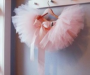 pink, tutu, and ballet image