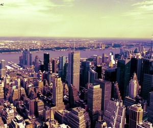 big city, nyc, and places image