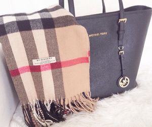 Burberry, bag, and fashion image