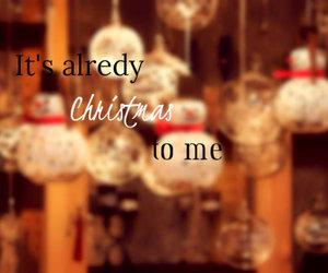 christmas, home, and lights image