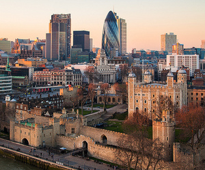 london, beautiful, and city image
