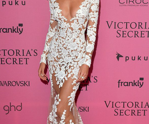 candice swanepoel, dress, and model image