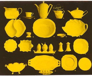 crockery, state library of new south wales, and dinnerware image