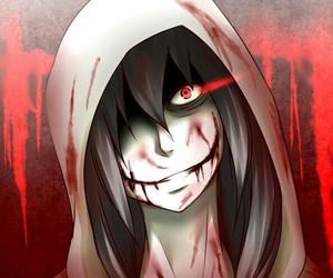 creepypasta and jeff the killer image