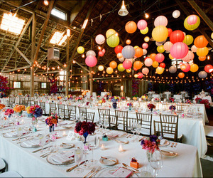 lantern and wedding image