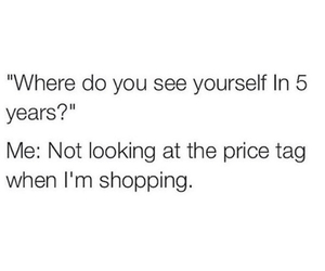 shopping, quotes, and money image
