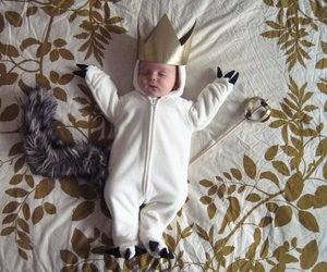baby, where the wild things are, and max image