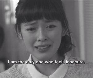 alone, cry, and insecure image