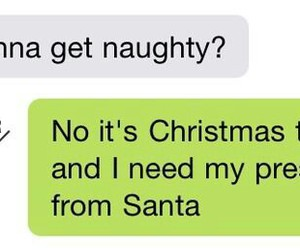 hilarious and wanna get naughty.? image