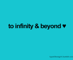 toy story, buzz light year, and infinity and beyond image