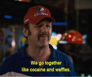 waffles, cocaine, and funny image