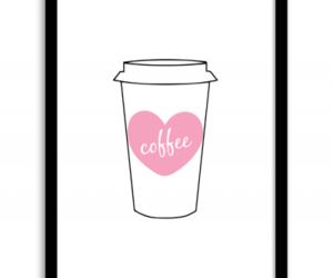 coffee, decor, and decorate image