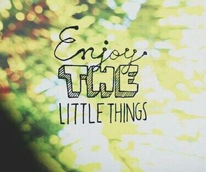 enjoy, life, and things image