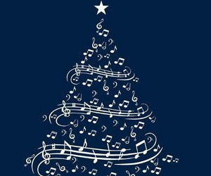 christmas and music image