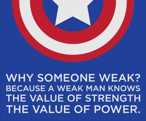 captain america, quote, and Avengers image