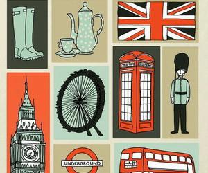 london, wallpaper, and england image