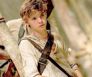newt, the maze runner, and maze runner image