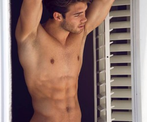 abs, Hot, and hot guy image