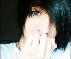 emo, cute, and boy image