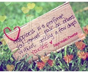 happiness, perfume, and quote image