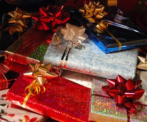 christmas, presents, and gift image