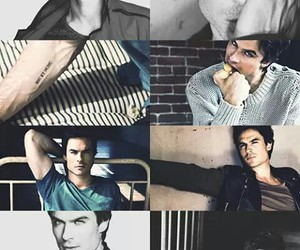 actor, the vampire diaries, and handsome image