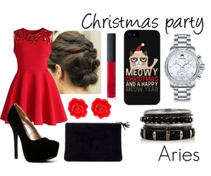 aries, fashion, and watches image