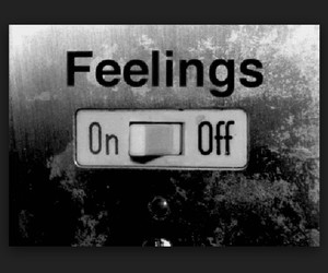 feelings, on, and off image