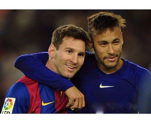 cuties, fc barcelona, and lionel messi image