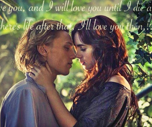 the mortal instruments, lily collins, and clary & jace image