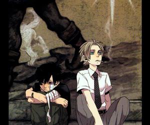 gangsta, anime, and manga image