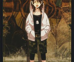 gangsta and manga image