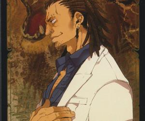 gangsta, art, and manga image
