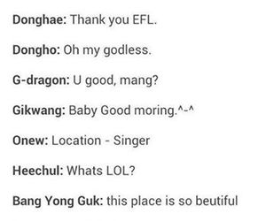 beast, ft island, and funny image