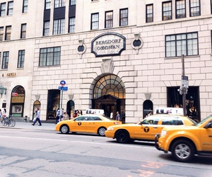 new york, yellow, and amazing image