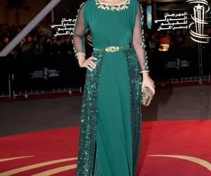dress, fashion, and morocco image