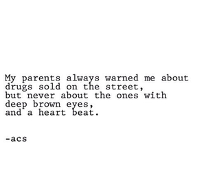 love, quotes, and brown eyes image