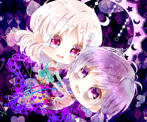 chibi, yui, and diabolik lovers image