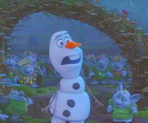 familly, sven, and frozen image