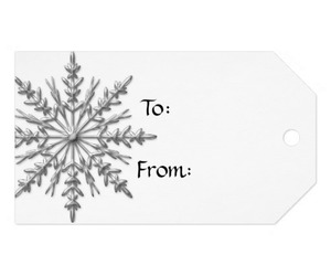 christmas, gift tags, and silver image