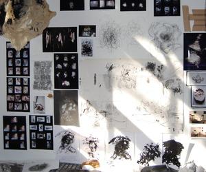 art, room, and indie image