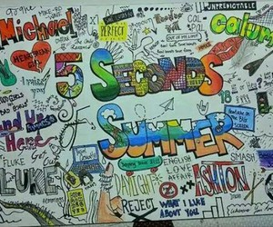 art, 5 seconds of summer, and 5 sos image