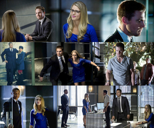 arrow, lovers, and ollie image