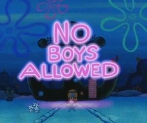 boy, spongebob, and grunge image