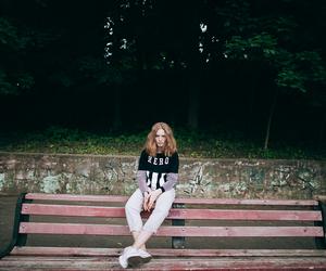 field, daria sidorchuk, and girl image